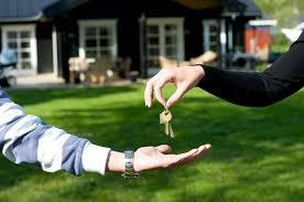Kurv Leasing rental handover keys